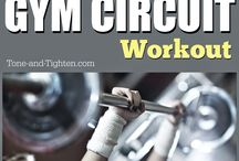 Gym Circuit workouts / by Jami Kouba