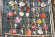 Shell curtain