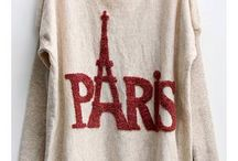 Paris  / by Livvy Hiers