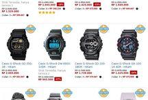 Koleksi Jam Tangan Terbaru / Temukan berbagai merk dan model jam tangan terbaru disini beserta daftar harganya