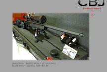 CBJ Precision Engineered Rifles M91A2-M / CBJ Precision M91A2-M Long Action