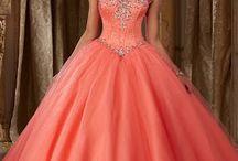 vestidos XV glamour