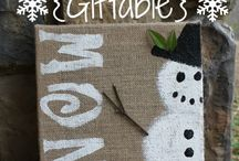 Holiday Decor and DIY's