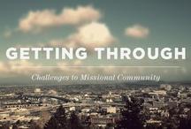 Missional:  reTrain / #missional