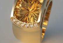Citrine / Citrine Ring & Jewelry