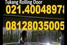 JUAL SERVIS FOLDING GATE 081280350050 ROLLING DOOR MESIN MURAH JAKARTA