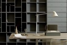 Home office / Soultions for home offices. Furniture from our leading suppliers B&B Italia, Poliform, Walter Knoll, MDF Italia, Montana