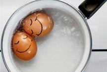 Eats: Eggy Oaty Breakfasty / by Zoe Hurtado