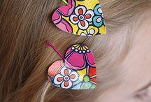 En el pelo... / Ideas de accesórios que encontrarás en snapclic.es para usar en el pelo...
