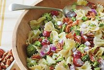 Food - Salads / by Pam Brichetto