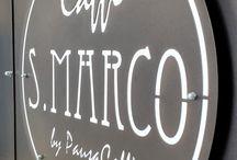Realizzazioni Tecnobar Tolentino: Caffè san Marco Ascoli Piceno / La Tecnobar è innovazione, progettazione e realizzazione di arredamenti su misura.Per informazioni contattateci allo  0733.968550 o su http://www.tbtecnobar.it/