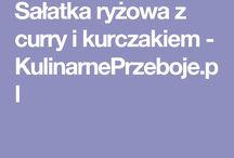 Sałatki:)