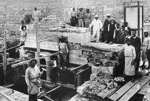 old photos Knossos