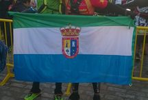 Ultra Sierra Norte de Sevilla 29 de Noviembre de 2014