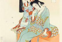 Peinture Japonaise 22