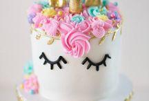 Unicorn cakes (stuff)