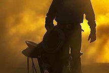 Cowboy/natur