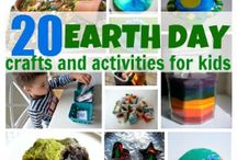 Earth Day / Earth Day is usually in April. Here are ways to celebrate the earth!