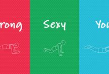 #StrongSexyYou Challenges - Redbook
