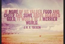 Food and Farm Inspiration