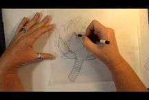 My Video Art Tutorials / Here is a compilation of videos I have made that are step by step demonstrations to help artists draw and paint better. For more tips and tutorials visit my website: http:///www.MindyLighthipe.com