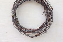 Wreaths- Rustic, Primitive, Country, Folk