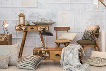 Colección Otoño / Invierno 2015-2016 / Colección textil de hogar Otoño/Invierno 2015. Más información en www.lamallorquina.es
