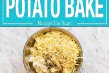 potatoe  bake