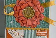 Blended Bloom - Stampin' Up!