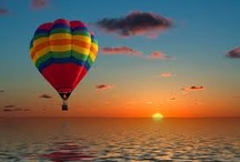 Hot air balloons / by Heather Wayman