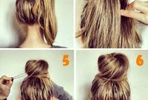 hair hacks / Hr hacks are here to help you do your hair AMAZINGLY AWSOME !!!!!