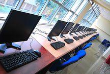 Computer Lab / Computer Lab at Victoria University