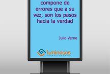 Citas, Frases y Pensamientos en Español