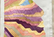 Quilt Inspirations / A group of quilting ideas I think would make interesting projects for some time in the future.  Most of these are of a scrappy nature simply because they didn't fit into any of the other categories that I created for quilts.  Happy Quilting. / by Tanya Althof