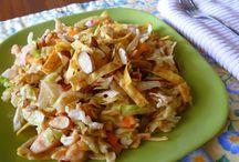 Recipes-Salads / by Shelley Francescato