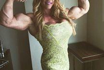 muscular fem