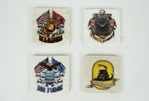 Military Merchandise / Military Themed Merchandise, Army, Air Force, Marines, Navy, Coast Guard