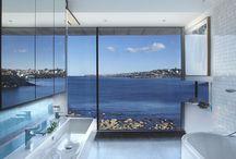 Bathrooms / Badezimmer - Dusche/Badewanne etc.