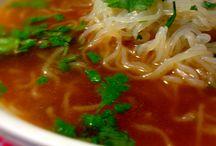 Low Cal Noodle Soup