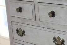 furniture makeovers  / by Lashish Jacobs