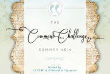 Blog Challenges I am Doing