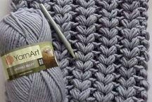 mis puntos a Crochet