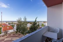 Apartment in Tavira for sale with terrace and sea views / Apartment in Tavira with terrace and sea view