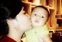 Me and baby / Deryl Mikayla Triandita