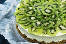 kivi cheesecake