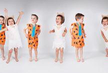 Disfraces Bondy / Con la tela Bondy puedes crear todos los disfraces que más te gusten de manera fácil, económica y divertida. Fiestas de fin de curso, comuniones, carnavales, halloween ...