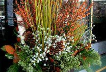 Winter Wonderland / Seasonal inspiration for your home and garden!