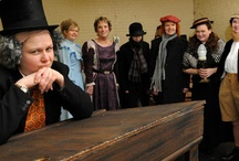 """The Farndale Avenue Housing Estate Townswomen's Guild Dramatic Society's Production of """"A Christmas Carol"""""""