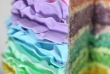 Birthday Cake Ideas / Piece of Cake!