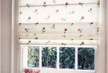 Roman Blinds DIY